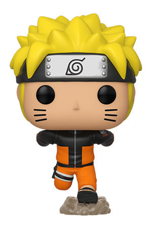 Funko Pop Animation: Naruto - Naruto corriendo