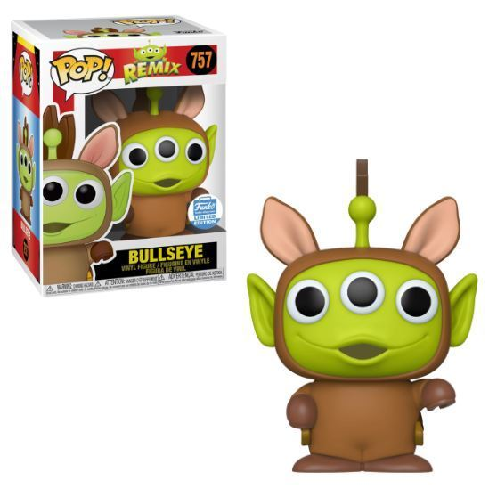 Funko Pop Disney: Pixar - Alien Tiro al Blanco Exclusivo Funko Shop