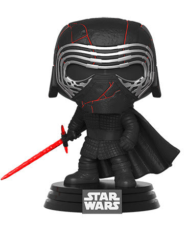Funko Pop Star Wars: Ascenso de Skywalker - Kylo Ren