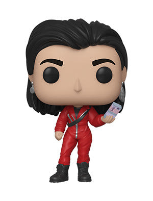 Funko Pop TV: La Casa de Papel - Nairobi