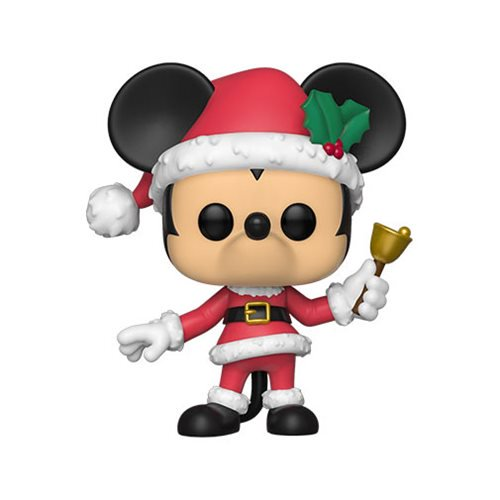 Funko Pop Disney: Disney Holiday - Mickey Navidad