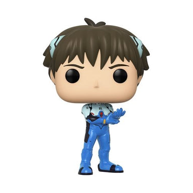 Funko Pop Animation: Evangelion - Shinji Ikari