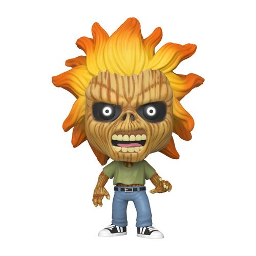 Funko Pop Rocks: Iron Maiden - Iron Maiden