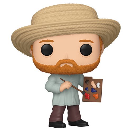 Funko Pop Artists: Vicent Van Gogh