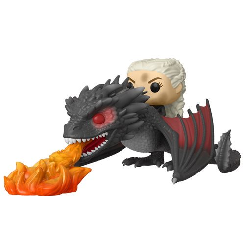 Funko Pop Rides: Games of Thrones - Daenerys en Drogon