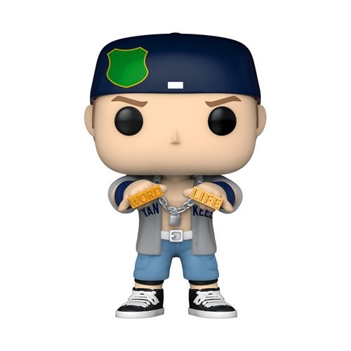 Funko Pop Sports: WWE - John Cena Dr Thurmaganomics