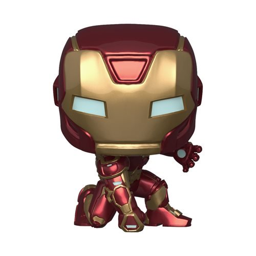 Funko Pop Marvel: Marvel Avengers - Iron Man