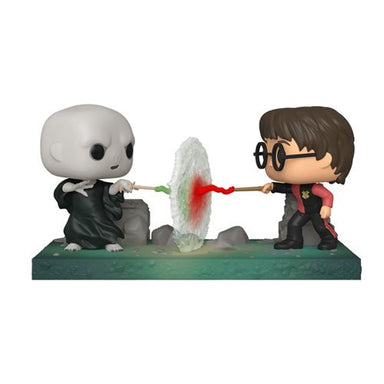 Funko Pop Movie Moment: Harry Potter - Harry VS Voldemort