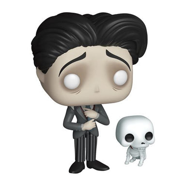 Funko Pop Movies: Cadaver de la Novia - Victor Scrap Halloween