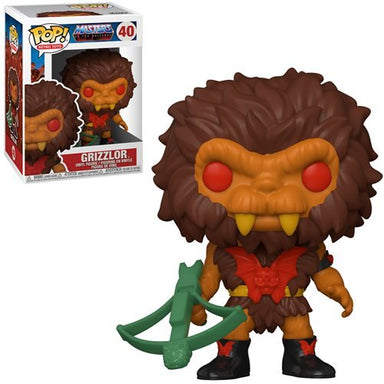 Funko Pop Animation: Los Amos del Universo - Grizzlor