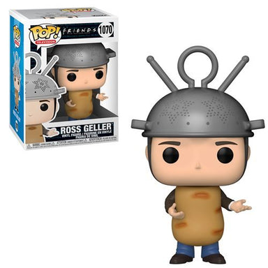 Funko Pop TV: Friends - Ross Disfraz Sputnik