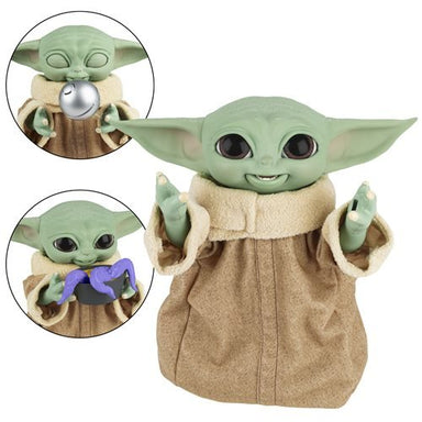 Star Wars Black Series: The Mandalorian - Galactic Grogu Baby Yoda Snackin