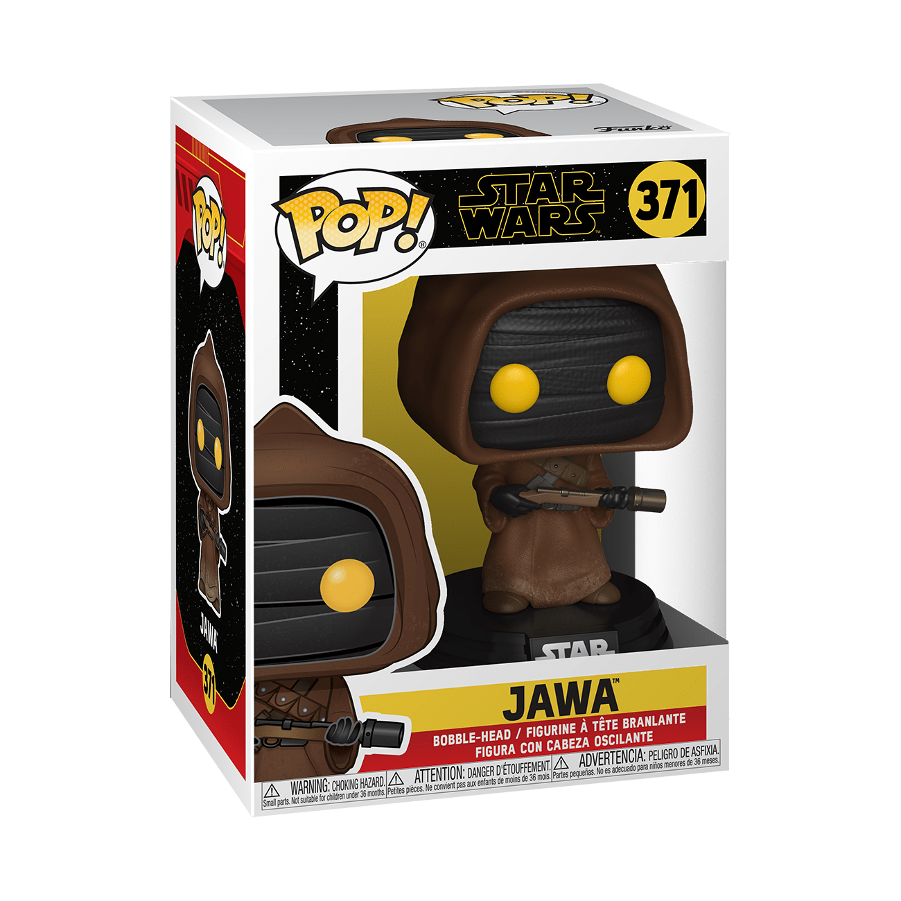 Funko Pop Star Wars: Star Wars - Jawa