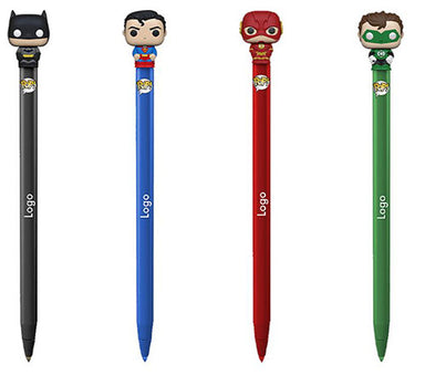 Funko Pen Topper: DC Comic 2020 Plumas