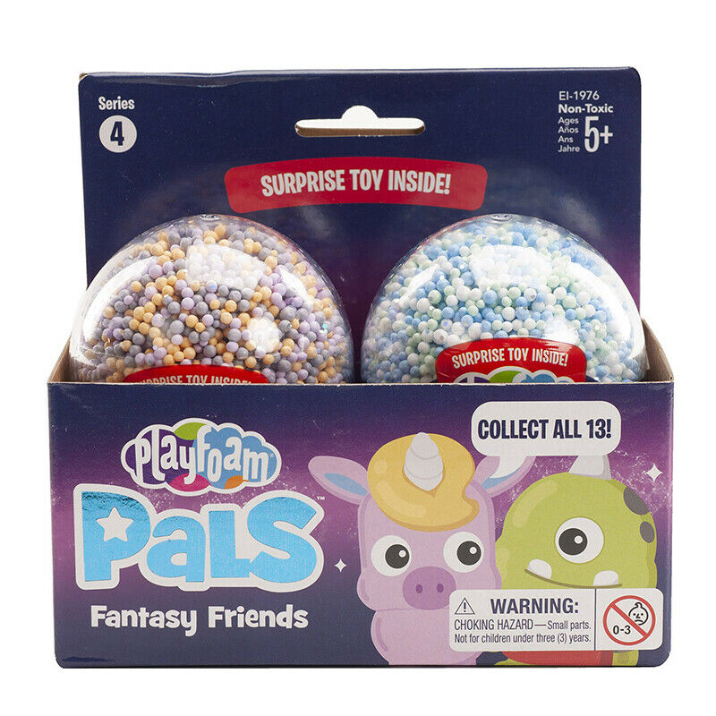 Learning Resources Playfoam Pals Fantasy Friends 2 Pack
