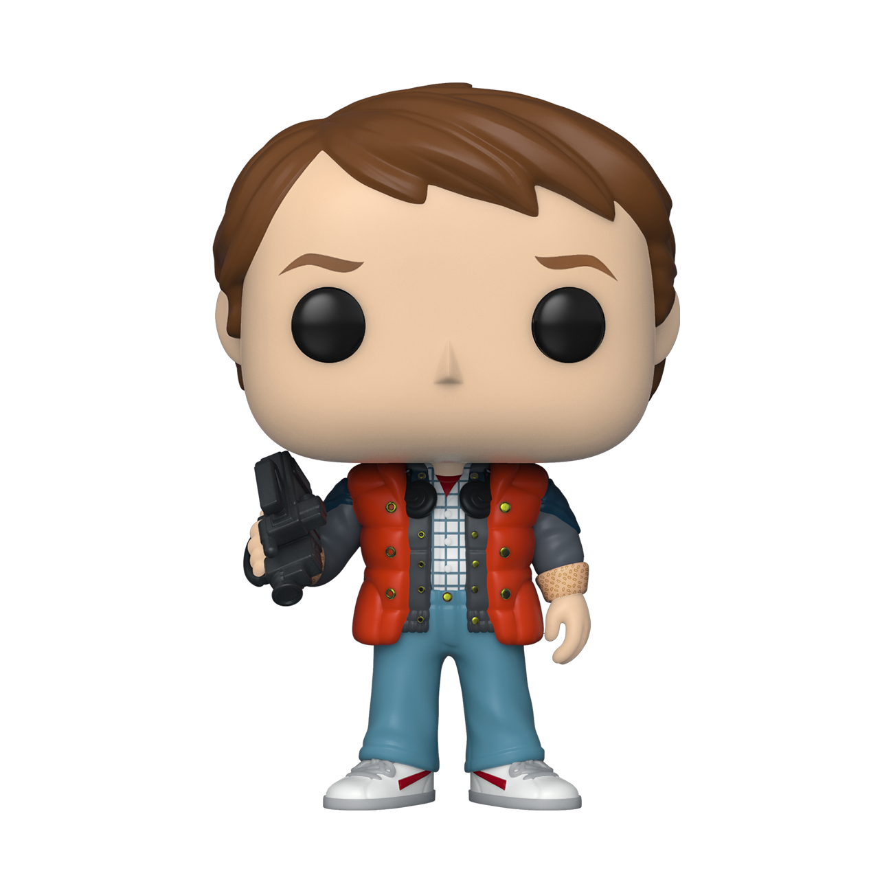 Funko Pop Movies: Volver al Futuro - Marty con Chaleco
