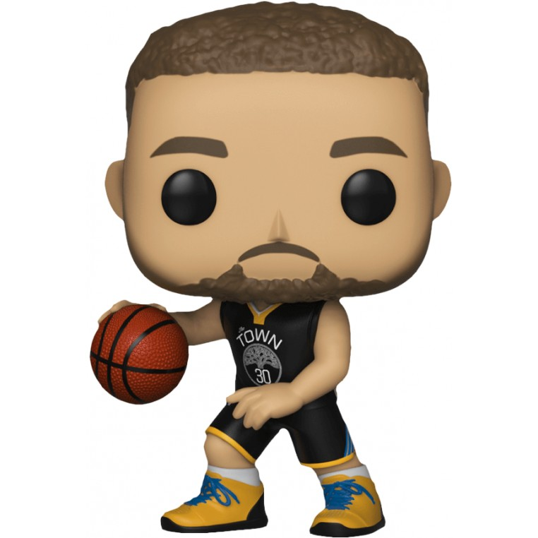 Funko Pop NBA: Warriors - Stephen Curry