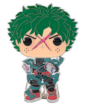 Funko Pop Pins: My Hero Academia - Personajes Pin Esmaltado