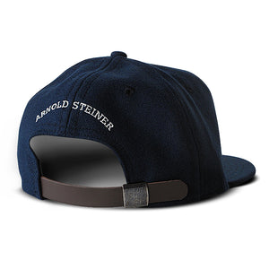 Navy Wool Ivy League Sports Cap