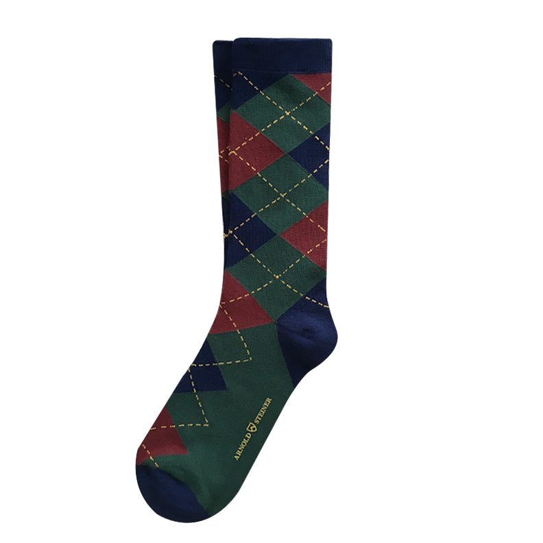 Fletcher Argyle Socks