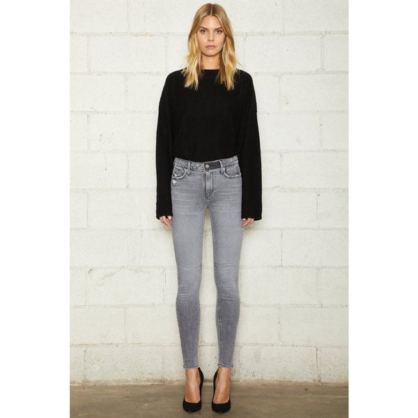 Monroe Denim Black Fog
