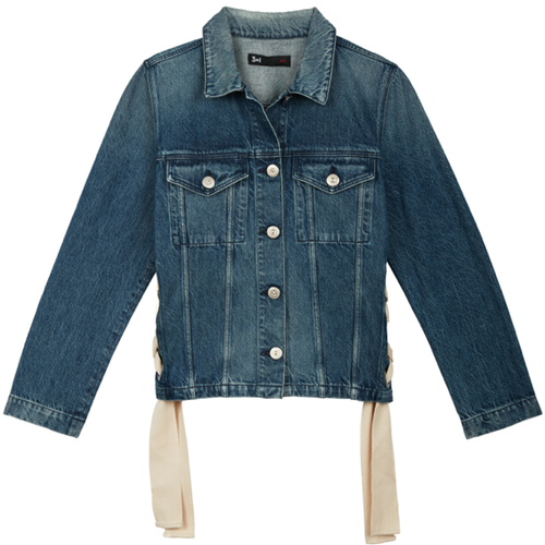 Hollow Jean Jacket