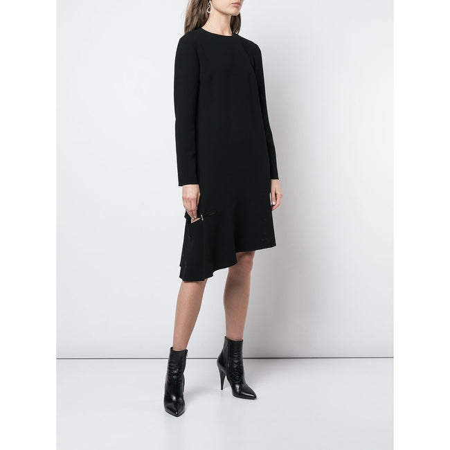 Triacetate Shift Dress