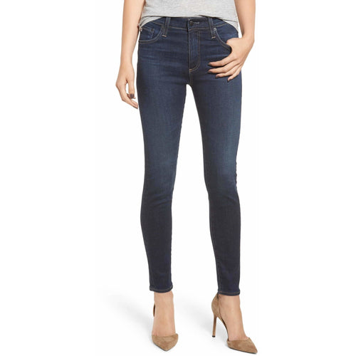 Farrah Ankle Skinny 8 Years Blue Lament