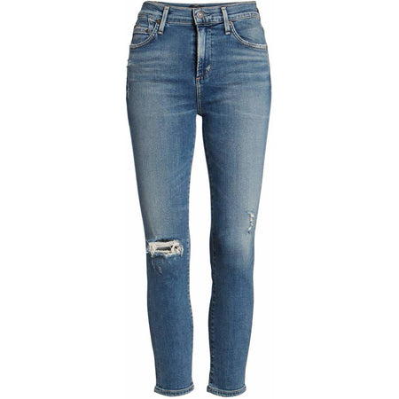 Rocket High Rise Skinny Down Low