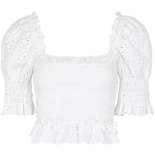 Abbey Top Ivory