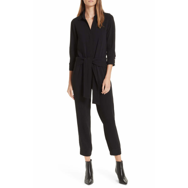 Anze Jumpsuit Black Onyx