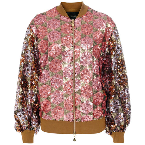 Clive Sequin Jacket