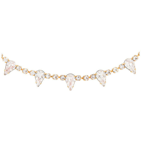 Ailey Necklace - Crystal