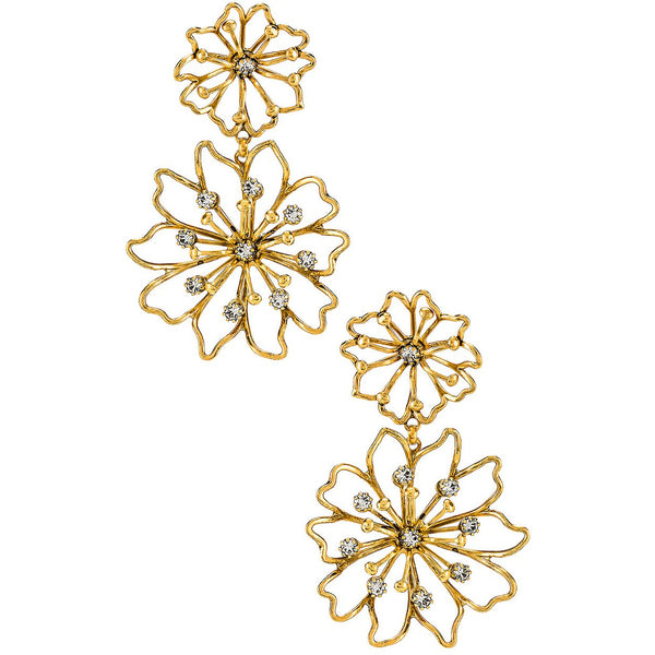 Annabelle Earring - Golden Glow