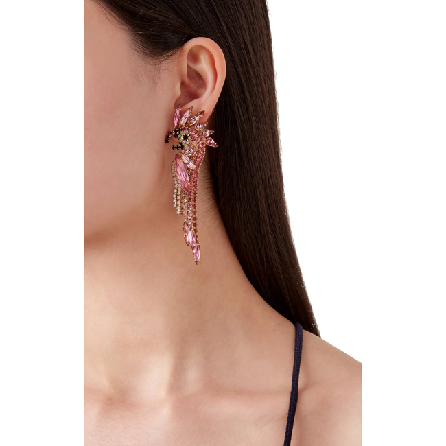 Daya Earrings - Pink