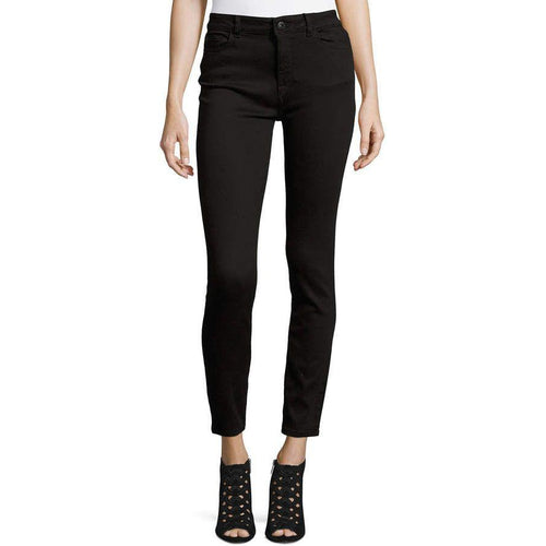 Farrow Ankle High Rise Skinny Hail