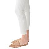 Florence Crop Mid Rise Skinny Burwood