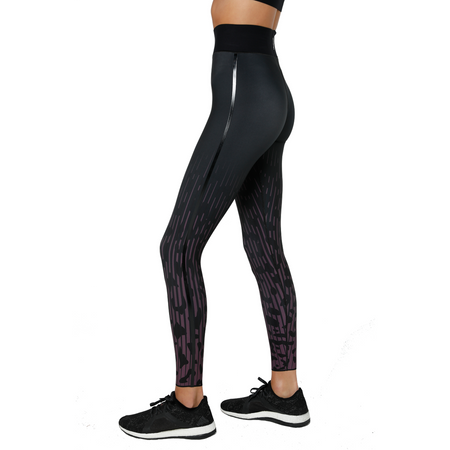 Earth Pix Swarovski Ultra High Legging Midnight