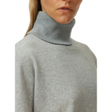 Lightweight Fall Terry Top Heather Grey