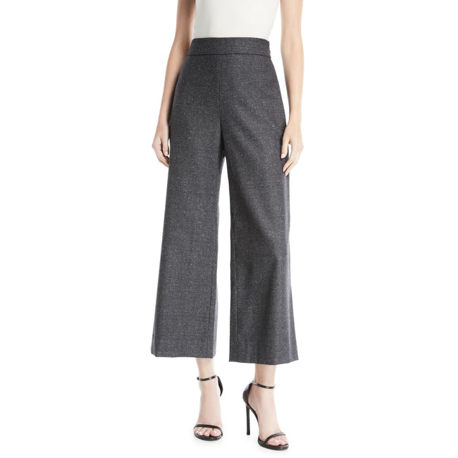 Herringbone Crop Pant