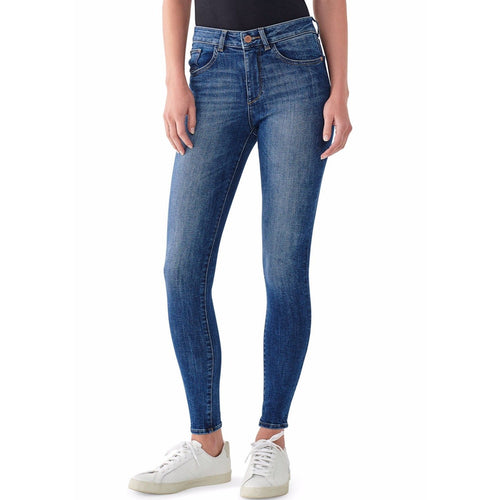 Florence Mid Rise Ankle Skinny Parker