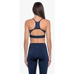 Pacifica Serpentine Sports Bra Maritime Blue