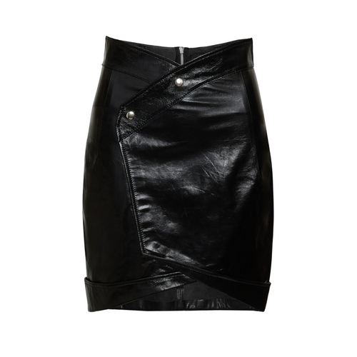 Paloma Skirt Black Neptune