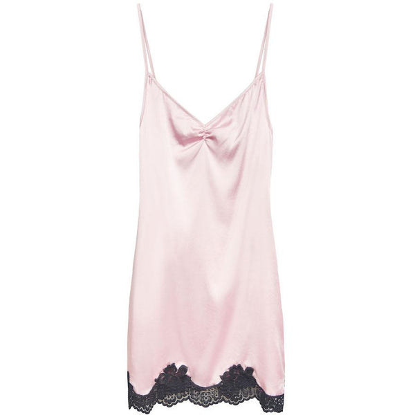 James Ruched V-Neck Sweet Pea