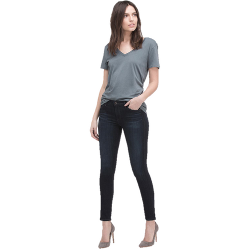 Legging Ankle Jean Coal Grey