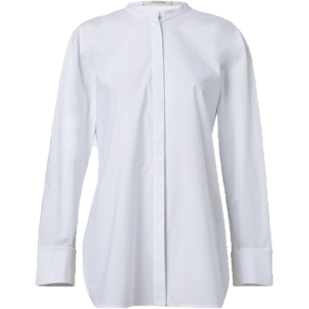 Cool Touch Blouse Pure White