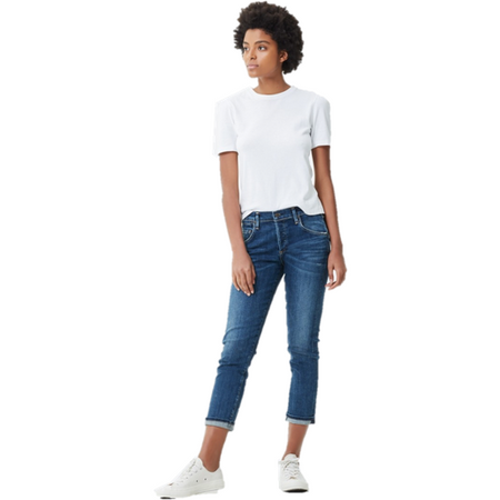 Mara Mid-Rise Ankle Straight Everett