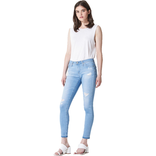 Legging Ankle Jean 20 Years Freshwater Deconstructed