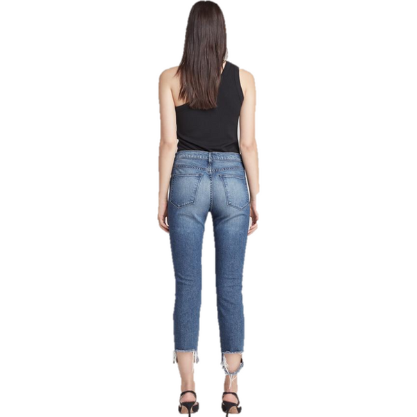 W3 Straight Authentic Crop Cammi