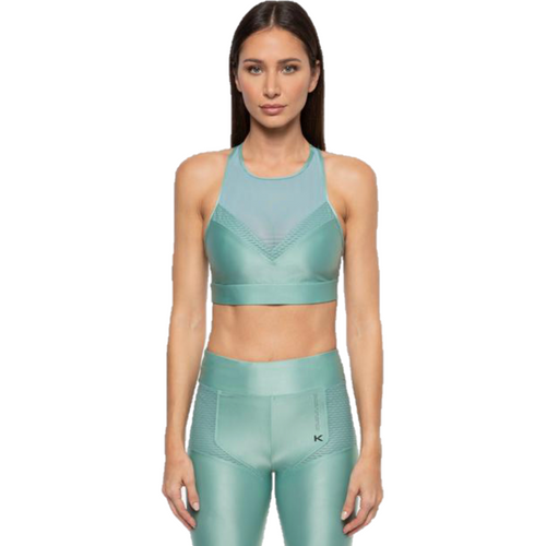Flash Energy Sports Bra Aquamarine